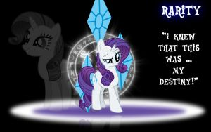 Rarity Wallpaper by PCS4DDT