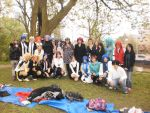 Cosplaymeeting L'warden 2012 Group Picture by AstridxDylan