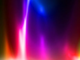 Colored plasma or light burst by arghus