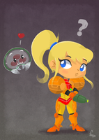 Samus by Fificat