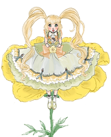 Milley :: for Chibii-Chii by Zedela
