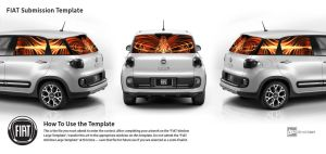FIAT Submission Template rays of light by lifeformgraphics