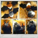 OOAK bat art dolls FOR SALE by Sharpe19