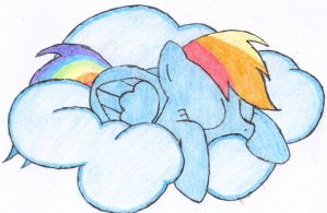 Sleepy Dashy by FinnishGirl97