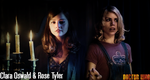 Doctor Who - Clara Oswald and Rose Tyler Poster by feel-inspired
