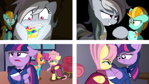 The Pony of Monte Cristo:Episode7 by geraritydevillefort