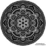 Krita Mandala 48 by WelshPixie