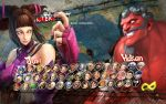Street Fighter Ex Character Select Theme by Akatsuki-Gothic