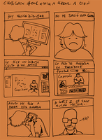 Chotocomix #001 by NoidEXE