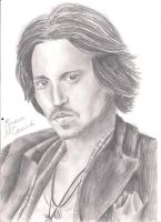 Johnny Depp by Super-Midget