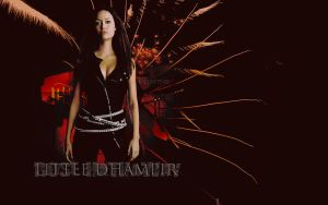 Little Dhampir Wallpaper by EverHatake