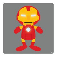 ironman by striffle