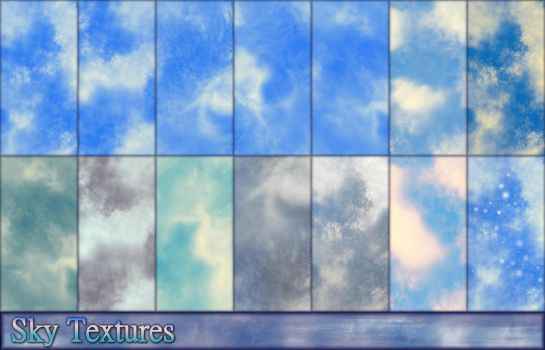 Sky Textures by allison731