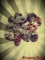 Skull Charms by Ooh-A-piece-of-Candy