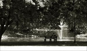 Day at the Park 1 by KWilliamsPhoto