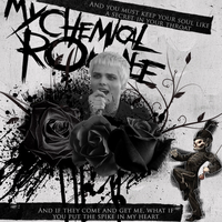Gerard Way Banner by NicSaysMoo