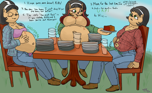 A KatSWELL Thanksgiving by PanzerschreckLeopard