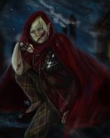 Wanna have arrow in your face? by mappeli