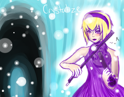 Crystalize by destituteAnatidae