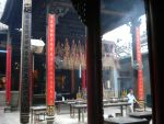 Buddhist Temple by gaurdianangel5