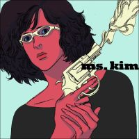 'Ms. Kim' by AfuChan