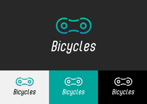 Bicycles - Logo02 by NiwaArt