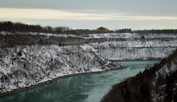 Niagara River 1 by singwithyourheart