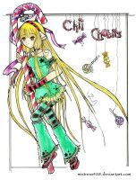 Chii from Chobits-scan- by mistress408