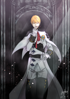 Kise in Seraph of the End by Jasmineby65