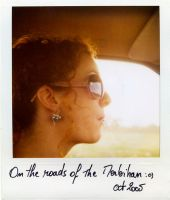 Claire ... driving by philcopain