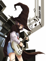 Wizardly Guitarist by daniwae