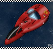 Vulcan Racer by BJ-O23