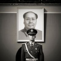 The guard - Beijing by Marcusion