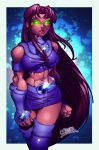 Starfire by wagnerf