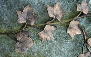 Metallic Leaves by CD-STOCK by CD-STOCK