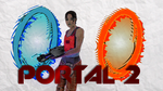 Portal 2 Fan Chamber Reviews Thumbnail by cheeseburger1306