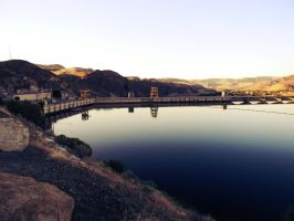 Grand Coulee Dam by Enirroc