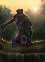 BLACK PANTHER by N8MA