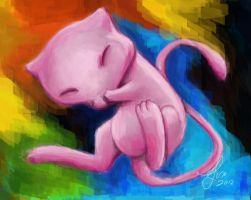 Mew by LisaStockk