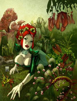 POISON IVY COL by GGIANO