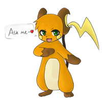 Ask Raichu by Ikari-Sora