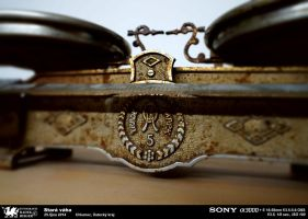 Old weighing-machine 2 by PhotoDragonBird