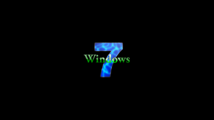 Windows 7 by jeremebp