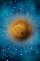 Magic Planet by Pixelmator by abdussadik