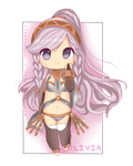 Olivia by RomboidePitch
