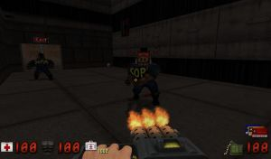 Duke Nukem 3D Anti-SOPA Edition by Wesker500