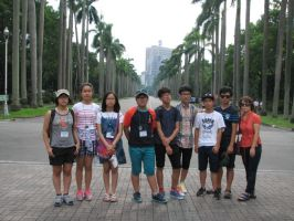 Taiwan University-Second Years Group Pic-2 by pallaza