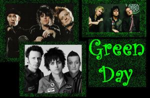 Green Day by milenain