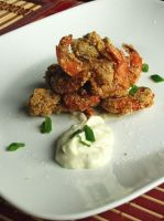 Crispy Shrimp with Aioli by ThomasVo