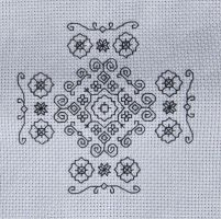 Blackwork. by Helens-Serendipity